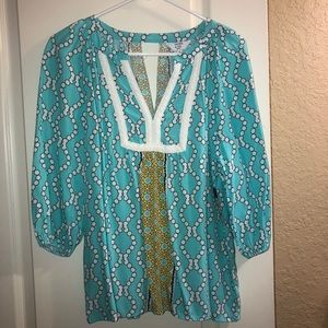 Crown & Ivy blouse NEVER WORN